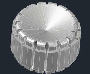 Geometry created by Alisa Machiwalla - NESEL undergraduate researcher.