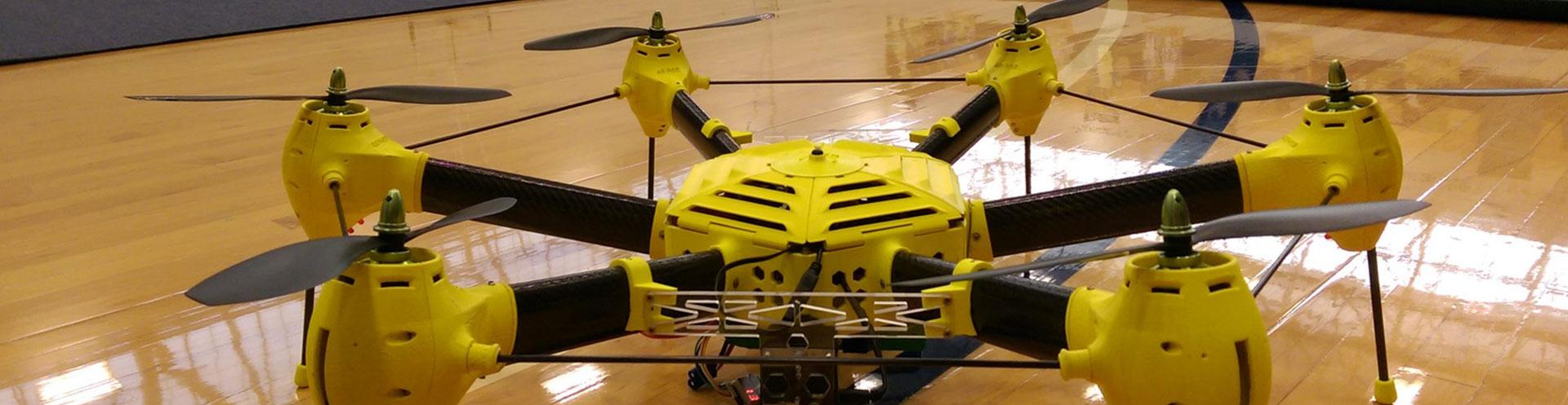 2015 International Aerial Robotics Competition