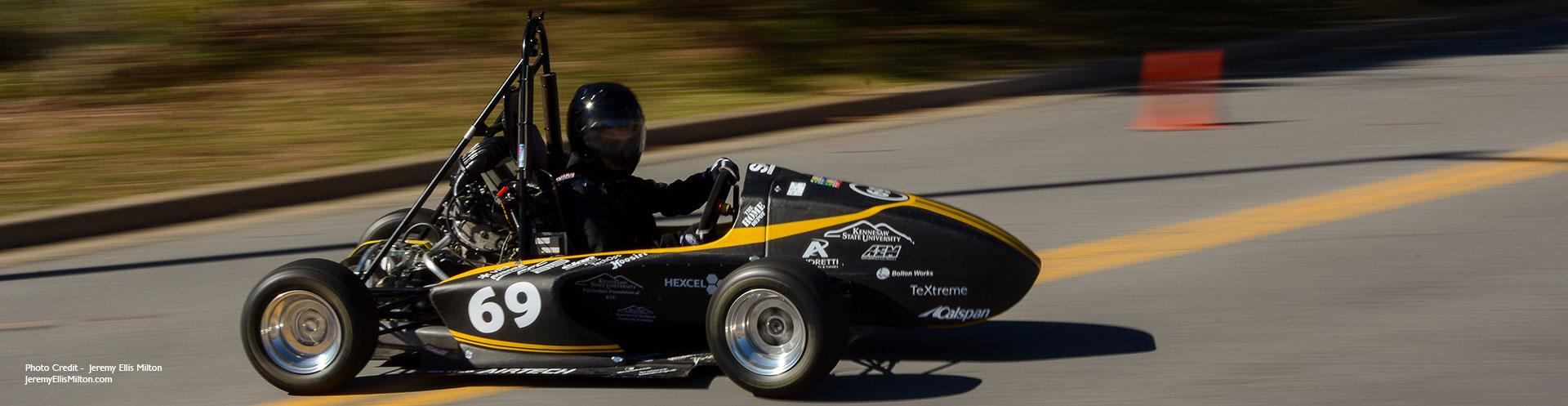 KSU Motorsports Team earns national SAE Honeywell Award