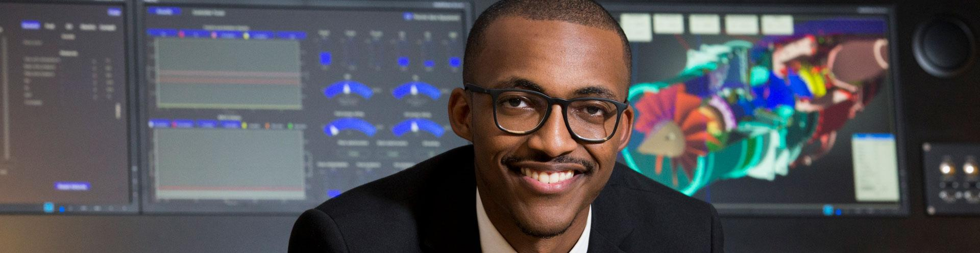 Engineering student places third nationally