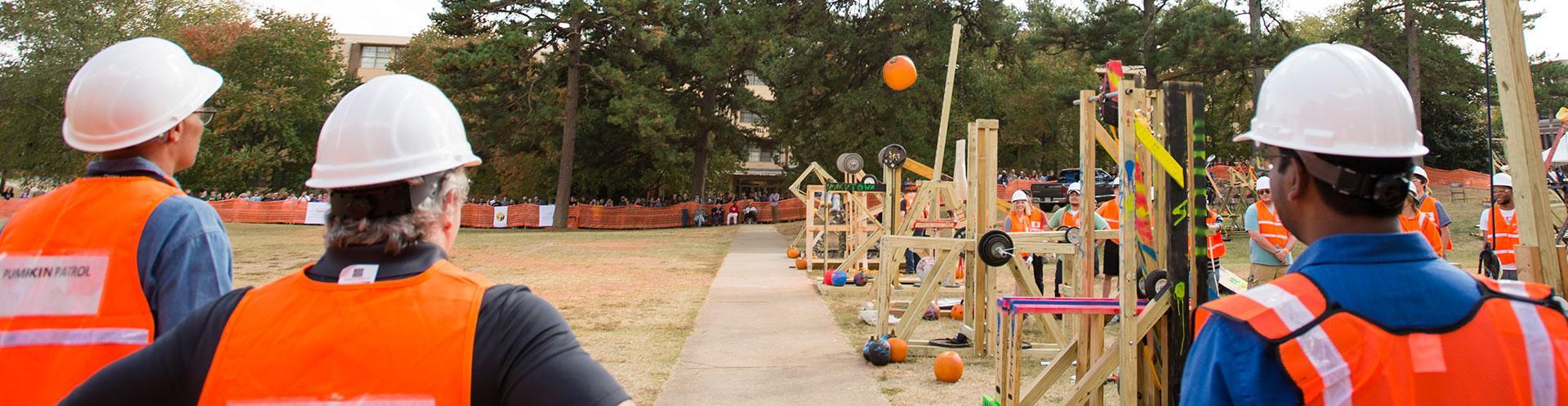 7th Annual Pumpkin Launch