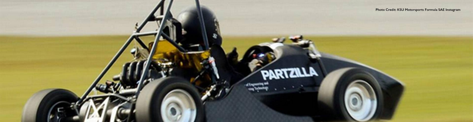 KSU's Motorsports Formula SAE Team brings home a win