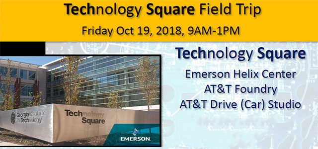 Tech Square Field Trip