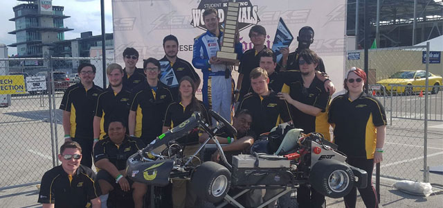 Electric Vehicle Team 2019