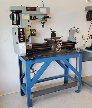 Central Machinery 3 in 1 Mill/Lathe Combo