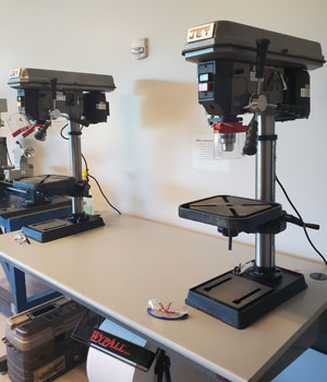 Jet Benchtop Drill Press