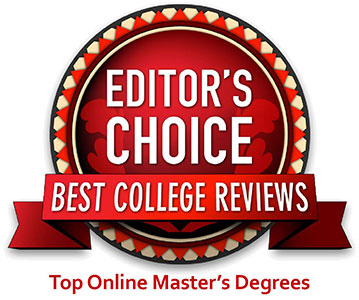 Editor's choice best college reviews - Top Online Master's
